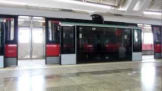 """[with SCDF """"Impt Msg"""" Signal] SMRT C151A [539/540] Departing Joo Koon (» Pasir Ris)"""