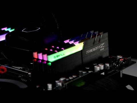 G.Skill Trident Z RGB (2x, 8GB, DDR4-3000, DIMM 288)