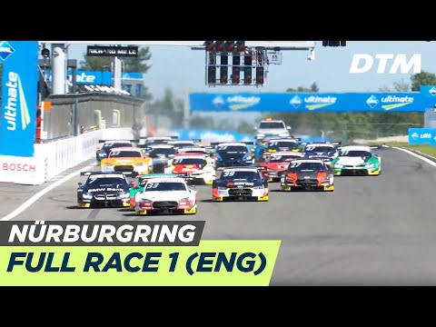 DTM Nürburgring 2019 - Race 1 (Multicam) - RE-LIVE (English)