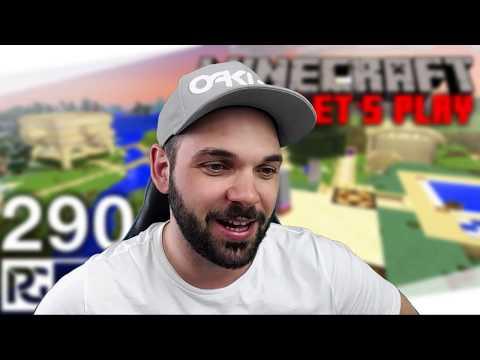 800 000 PROBLÉMŮ! | Minecraft Let's Play #290 | Pedro