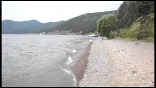 バイカル湖トレッキング