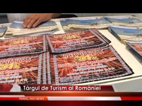 3 – 6 noiembrie – Târgul de Turism al României – VIDEO