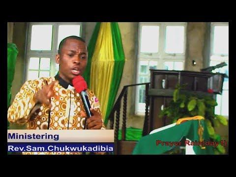 Watch and pray by Rev.Sam.Chukwukadibia