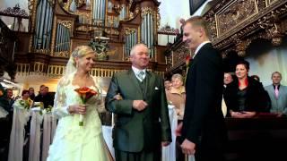 preview picture of video 'Asia i Tomek - wideofilmowanie wesel videogroszek Pruszcz Gdański'