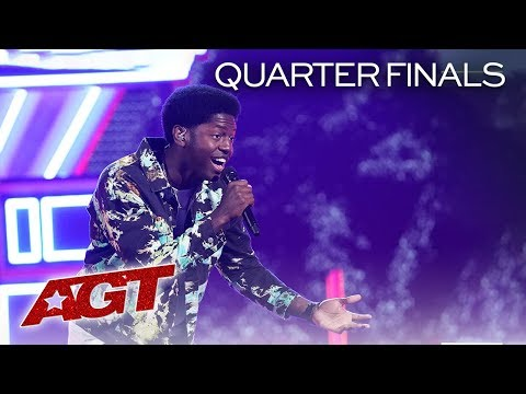 "Singer Joseph Allen Returns With An Uplifting Original Song, ""Mama"" - America's Got Talent 2019 (видео)"