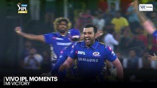 VIVO IPL Moments | MI v CSK
