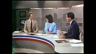 'KPNX-TV, Ch  12'  Bill Austin Weather Segment (01.16.86)
