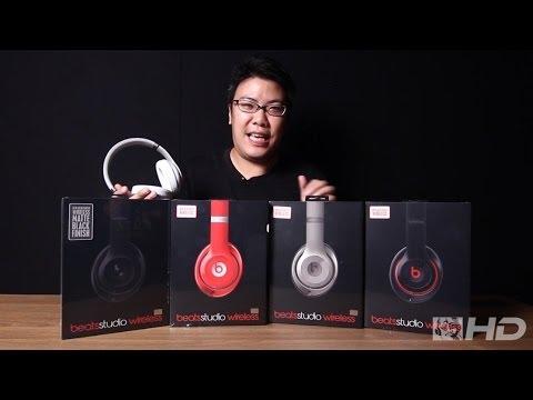 รีวิว : หูฟัง Beats Studio Wireless