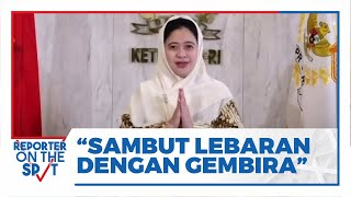 Ketua DPR: Sambutlah Lebaran dengan Gembira dan Berbagilah Kebahagiaan