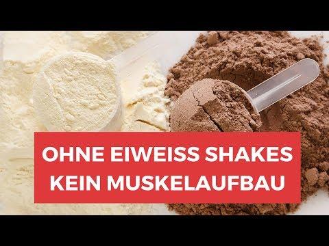 Helfen Protein Shakes beim Abnehmen ? ALLES ÜBER EIWEIß PULVER & PROTEIN SHAKES