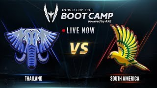 ROV : World Cup 2018 (Group Stage) Day 6 TH Vs SA