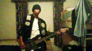 Desecrate Through Reverence Bass Cover