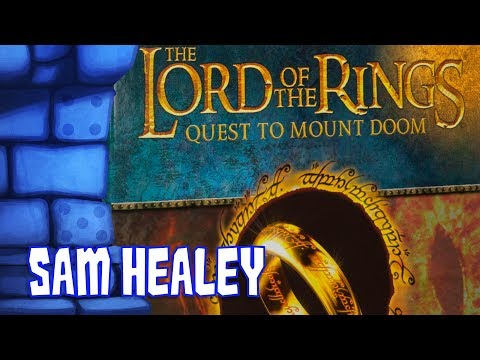 The Lord of the Rings: Quest to Mount Doom Review with Sam Healey