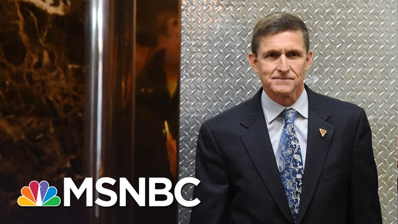 Michael Flynn Faces Further Scrutiny Over Calls With Russian Ambassador | Morning Joe | MSNBC thumbnail
