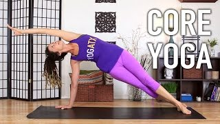 Core Strength Yoga - 15 Minute Abs & Core Workout by YOGATX