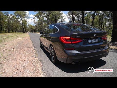 Bmw 6 Series Gran Turismo G32 Седан класса E - рекламное видео 3