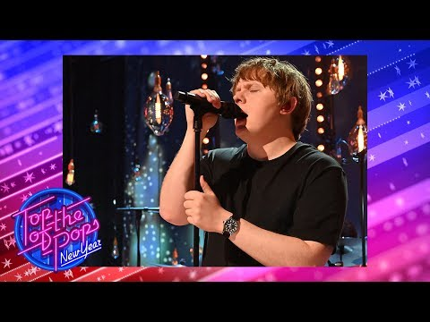 Lewis Capaldi - Before You Go (Top of the Pops New Year's 2019)
