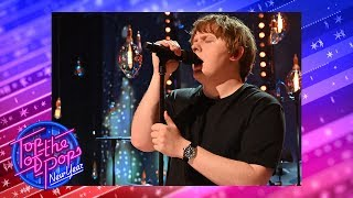 Lewis Capaldi   Before You Go (Top Of The Pops New Year's 2019)