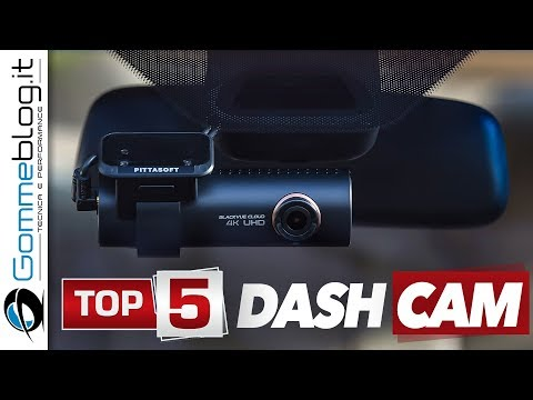 TOP 5 BEST DASHCAM 📷 You Can Buy On Amazon [Car Dash Cam]