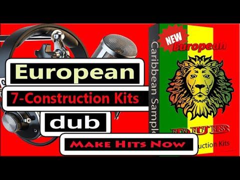 7 Construction Kits European dub Reggae Vol-1
