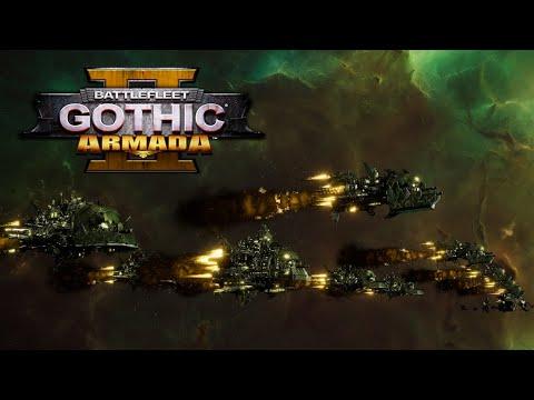 I'm the Kaptan Now! Orks Multiplayer; Battlefleet Gothic: Armada 2