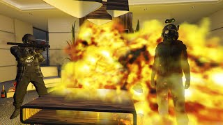 Gta 5 online | COME SEE Doomsday heist finale act 3 - Thủ