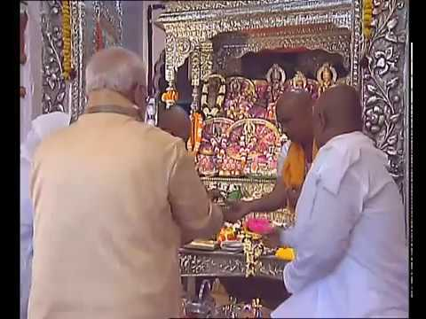 PM Modi visits Janaki Temple, holds Press Interaction, and flags off Maitri Bus Service in Nepal