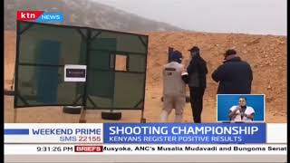 Kenyan's shooting team is optimistic about registering great results in the championships