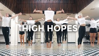 High Hopes   Panic! At The Disco (Dance Video) | @besperon Choreography