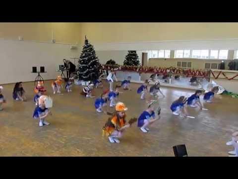 """Танец """"Следы"""". Детская школа балетного искусства """"Арабески"""""""