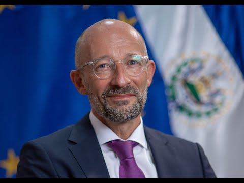 Mensaje del nuevo embajador François Roudié