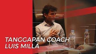 Tanggapan Luis Milla saat PSSI Minta Jaminan Timnas Indonesia Juara AFF 2020