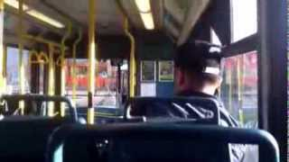 preview picture of video 'Arriva The Shires Plaxton Mini Pointer Dennis Dart 3291 V291 HBH'