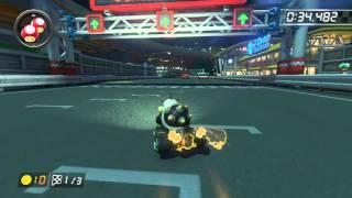 N64 Toad's Turnpike - 1:39.971 - NvK◇K4I (Mario Kart 8 World Record)