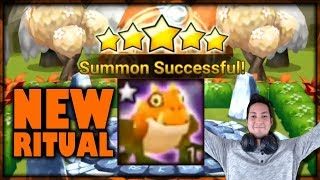 NEW NAT 5 SUMMONING RITUAL | Summoners War