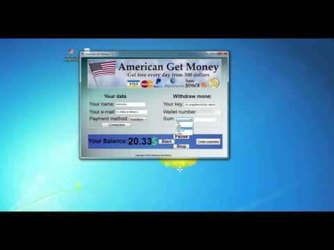 AMERICAN GET MONEY. ПОЛУЧАЙТЕ АВТОМАТИЧЕСКИ ОТ 150$ В ДЕНЬ [СКАЧАТЬ БЕСПЛАТНО]