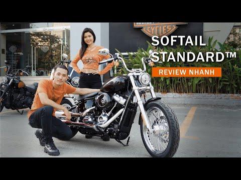 2021 Harley-Davidson® Softail Standard® Vivid Black
