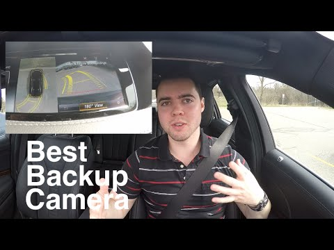 The Best Backup Camera? | '16 Mercedes S550 Camera Review!
