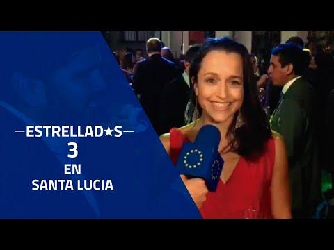 Estrellados: Santa Lucía