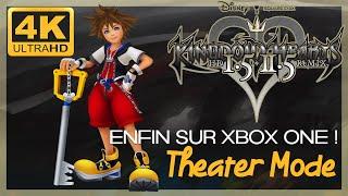 ❤️ [Test 4K]  Kingdom Hearts HD 1.5 + 2.5 ReMIX Theater Mode sur Xbox One