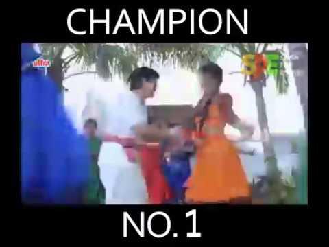 champion song lyrics by dj bravo