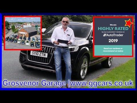 AUDI Q7 5.9 TDI QUATTRO 5DR AUTOMATIC