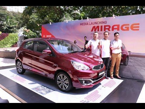 Peluncuran Mitsubishi New Mirage 2016 | Oto.com