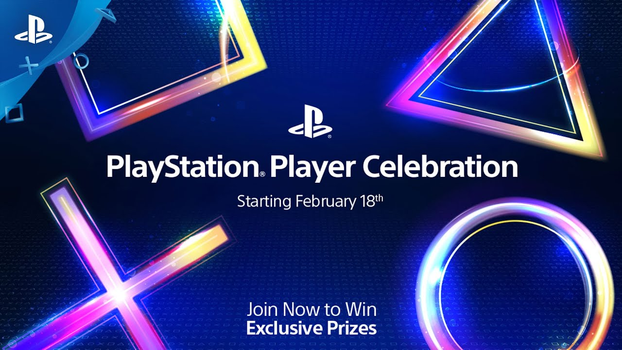 Join the PlayStation Player Celebration to Win Exclusive Prizes