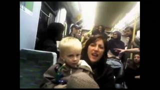 Racist Rant on Tram Gets British Woman Arrested thumbnail