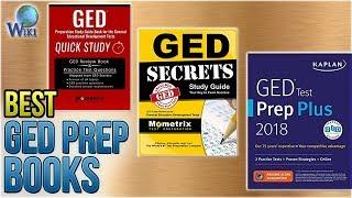 10 Best GED Prep Books 2018