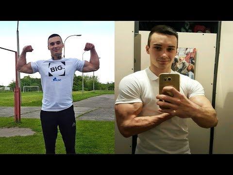 Jak pozbyć mięśni na nogach chłopaków