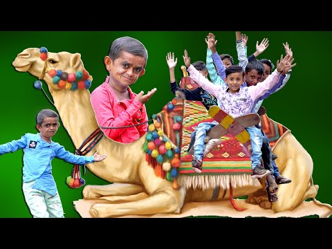 "CHOTU DADA OONT WALA | ""छोटू दादा ऊँट वाला  "" Khandesh Hindi Comedy | Chotu Comedy Video"