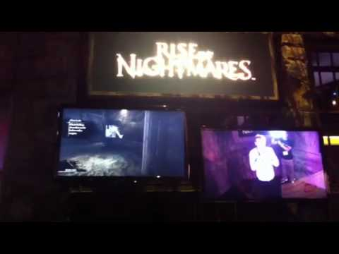 Rise Of Nightmares Is The E3 Floor Show Funhouse