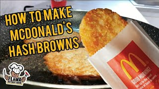 How To Make McDonalds Hash Browns